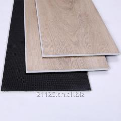 China supply wood grain pvc wpc flooring