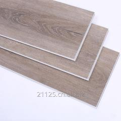 Fireproof anti-slip wpc flooring wood