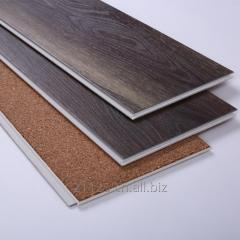 Formaldehyde free crystal surface 12mm wpc flooring