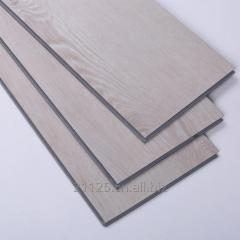 Multi-layer wood plastic wpc laminate flooring