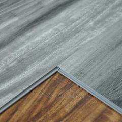 Pvc vinyl click flooring for restaurants and shops