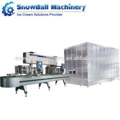 Extrusion Ice Cream Machine