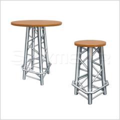 Bar Table & Chair 01