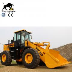 Wheel loader 956 with Cummins engine and ZF 200 gearbox