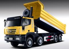 Iveco Kingkan 8x4 340/380HP Dump Truck