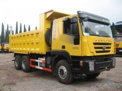 340/380HP 6X4 Iveco Genlyon Dump Tipper Truck