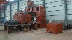 Φ426 Tee Forming Machine