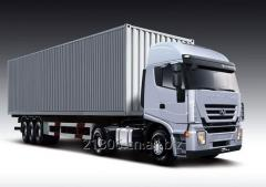 Hongyan Genlyon 4x2 340HP 35ton Tractor Truck