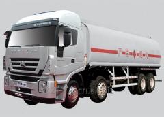 Iveco 8X4 Heavy Duty Oil Tanker