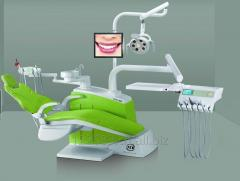 Suspension type Dental Chair with intelligent touched controlled system 12 memories