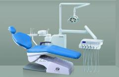 Dental chair with super sensor operation lamp, intelligent controlled system with 9 memorize