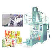 HF-WJGZJ Automatic brick carton filling machine