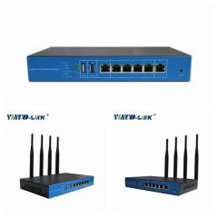 YINUO-LINK Professional Manufacturer 300Mbps VPN Dual band LTE Router