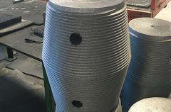 300-500mm HP graphite electrode