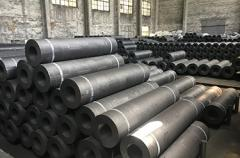 300-500mm RP graphite electrode