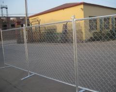 USA Temporary Fence China Supplier