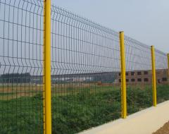 Welded Mesh Fence China Supplier