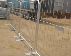 Crowd Control Barriers China Supplier