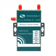 E-Lins Industrial LTE 4G Router with Sim Card Slot WiFi GPS VPN