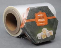 Hot Selling Product Improve Appearance Use Damp-proof No Printed Polyolefin Pof Shrink Film