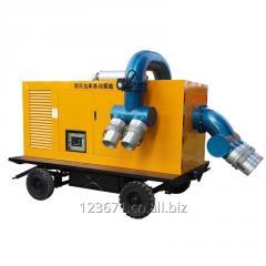 Mute mobile water pump