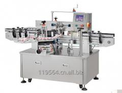 LD-350S High Speed Front and Back Labeling Machine