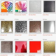 环氧聚酯(混合型)粉末涂料