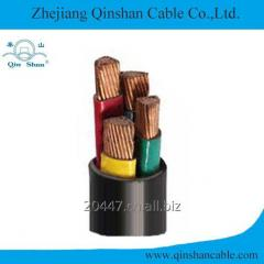 Copper Conductor XLPE Insulated Steel Tape Armoured PVC Sheathed Power Cable