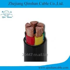 Copper Conductor XLPE Insulated Steel Tape Armoured PVC Sheathed Power CableCopper Conductor PVC Insulated and Sheathed Power Cable