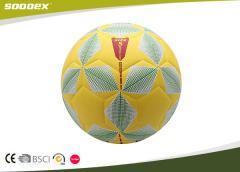 Deflatable Official Size 5 Soft PU Soccer Ball