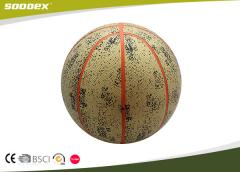 Best Selling Promotional Colorful Ball Rubber Basketball size 7 #