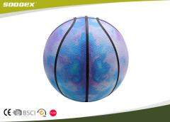 Good Quality Official Size Rubber Basketball