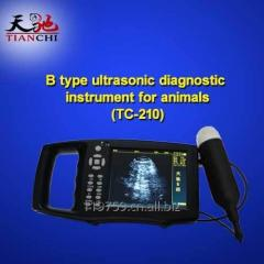 TIANCHI TC-210 doppler handheld ultrasound Manufacturer in AI