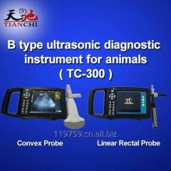 TIANCHI TC-300 portable pregnancy scanner machine in HT