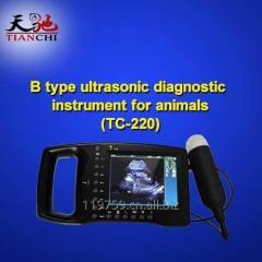 TIANCHI TC-220 cattle pregnancy testing equipment Manufacturer in MM