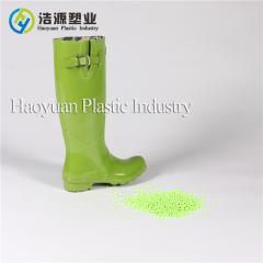 Soft PVC granules / pallets / particles for rain boots