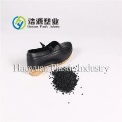 Soft PVC compounds/pallets/particles for shoes