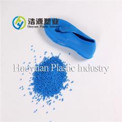 Virgin Colorful PVC granules / pallets / particles for shoes