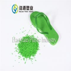 Environmental PVC granules/particles/pallets for flip flop