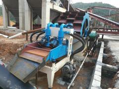 Sand washing and recycling machine LZ18-25