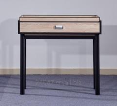 All Aluminum Cloakroom Furniture Storage Tie Jewelry Table