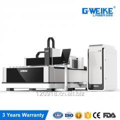 Hot sale fiber laser cutting machine LF3015LN with laser source IPG 2000W
