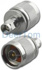 N Male to RP-SMA Male Connector Adapter RF Adaptor Connector