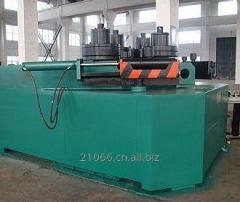 BR140 4-roll Section Bending Machine