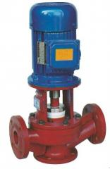 SL Vertical fiberglass chemical industry pump