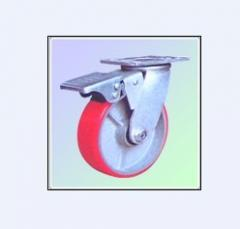 Cost-effective: economical strong  galvanized heavy-duty scaffolding Casters for sale or for rent in construction