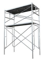 Hot sale galvanized metal scaffolding Mason Frame systems used in construction