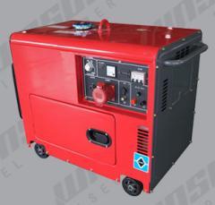 Silent Diesel Generator(6500-8500 series)