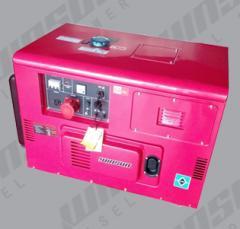 Silent Diesel Generator(12000-16500 series)