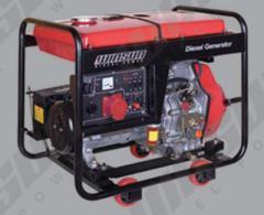 Open Frame Diesel Generator(6500-8500 series)